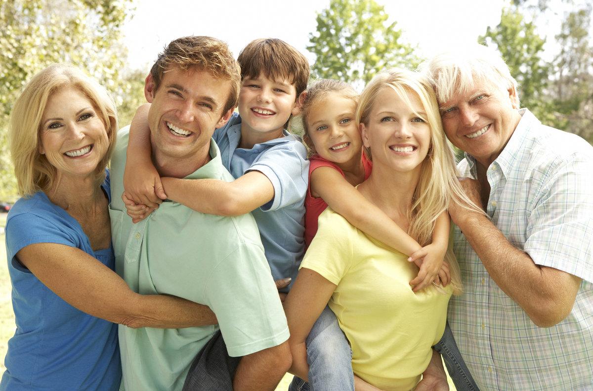 Картинки большая семья большая радость, пара