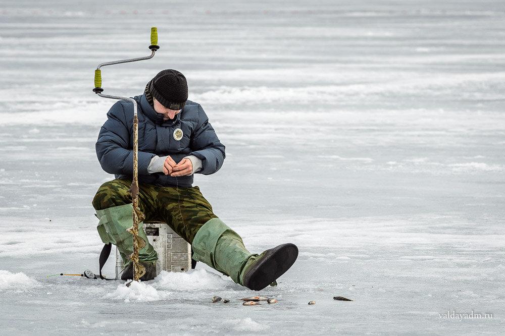фото рыбаков на льду