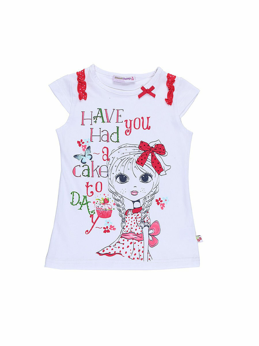 Картинка футболка девочка