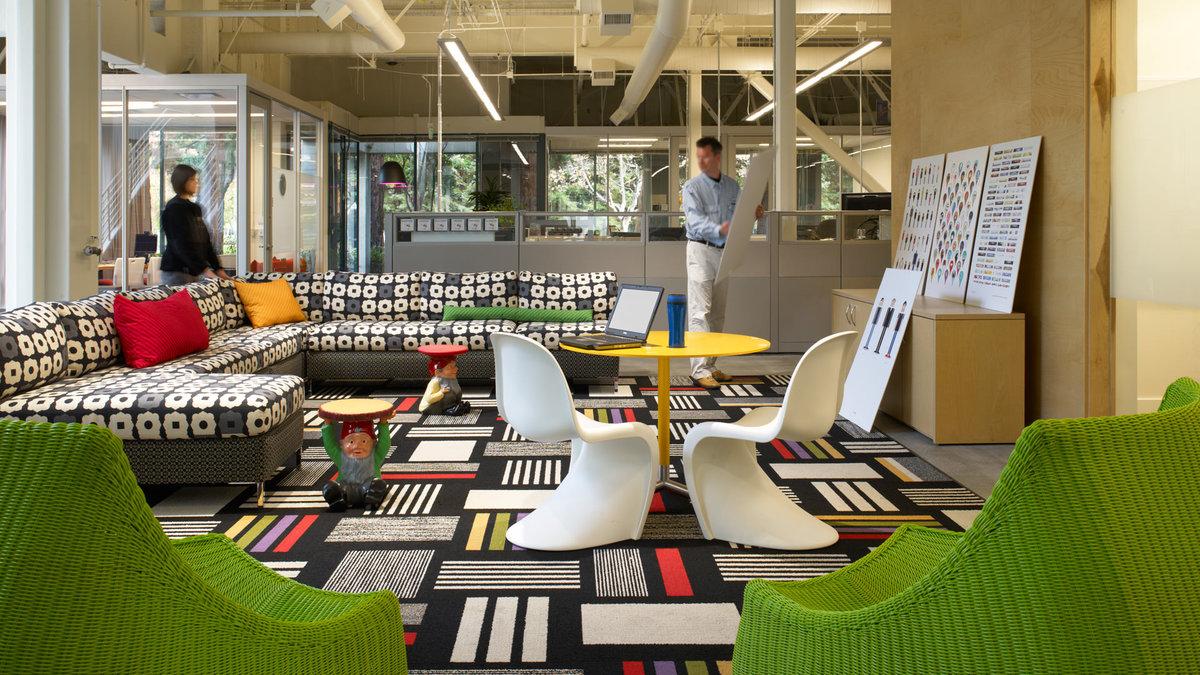 офис гугл в санкт петербурге фото