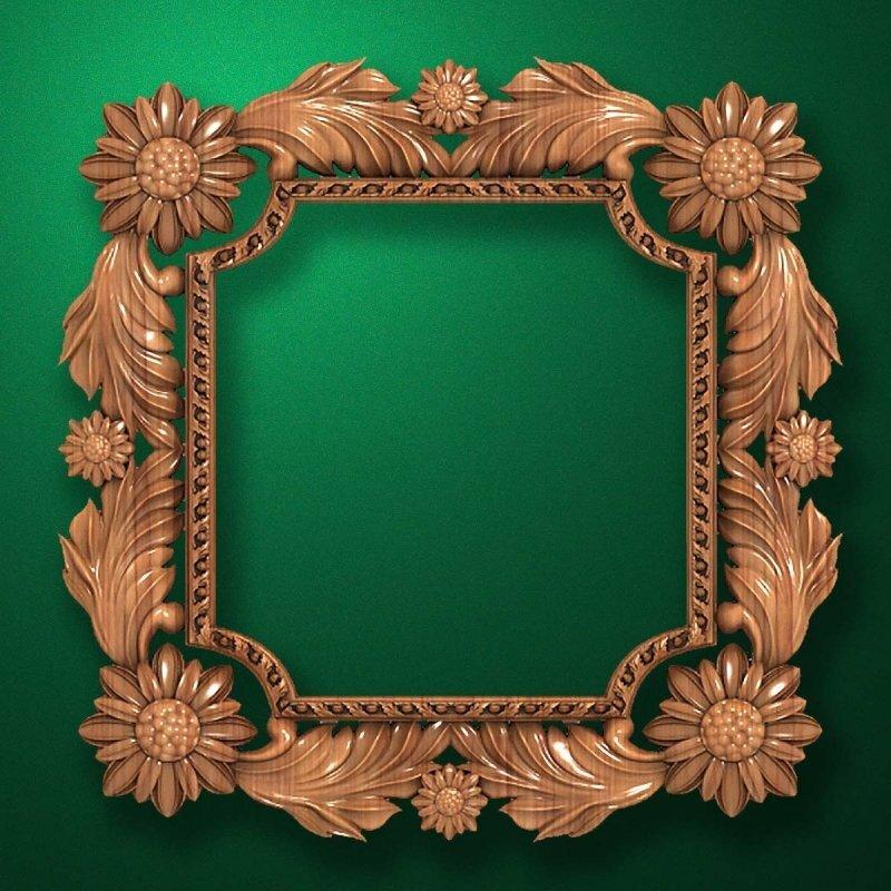 Картинки резных рам для зеркал