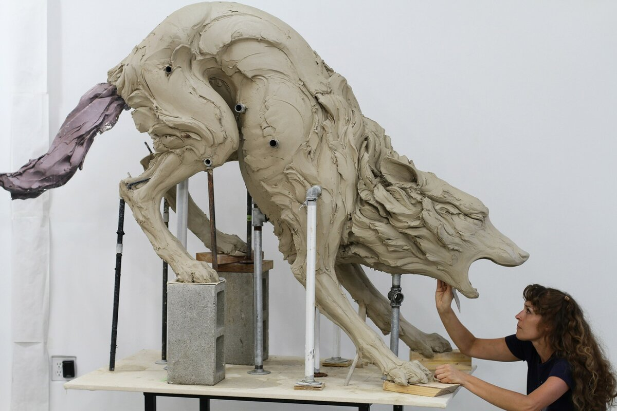 картинки на тему скульптура практике тесную