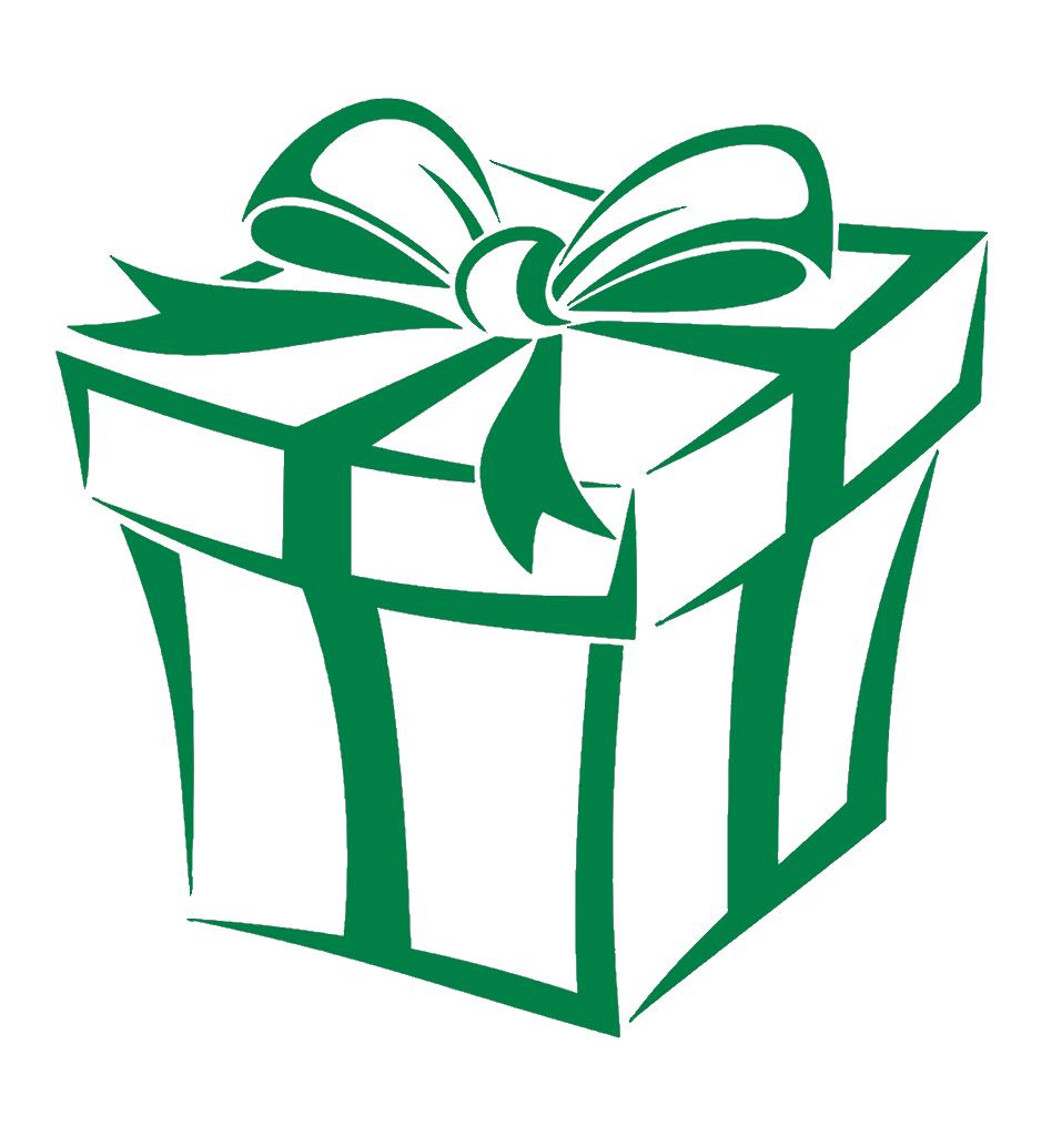 Подарки рисунок вектор