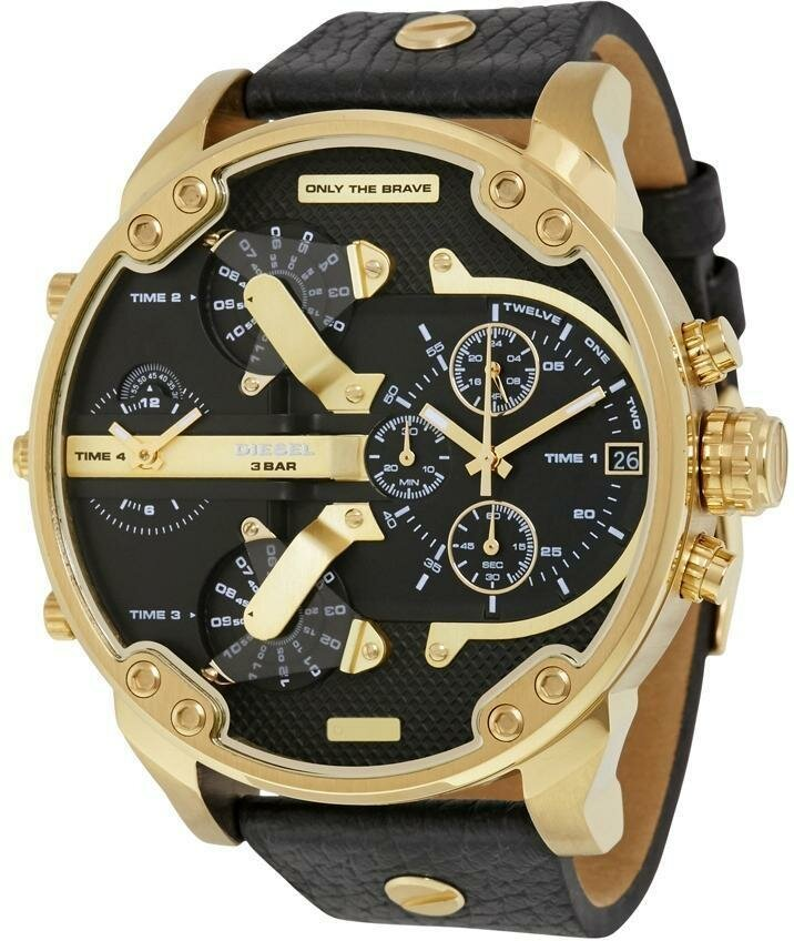 Часы diesel brave - это нечто большее, чем просто часы, это шедевры высокого часового искусства, которое зародилось в прекрасной италии.