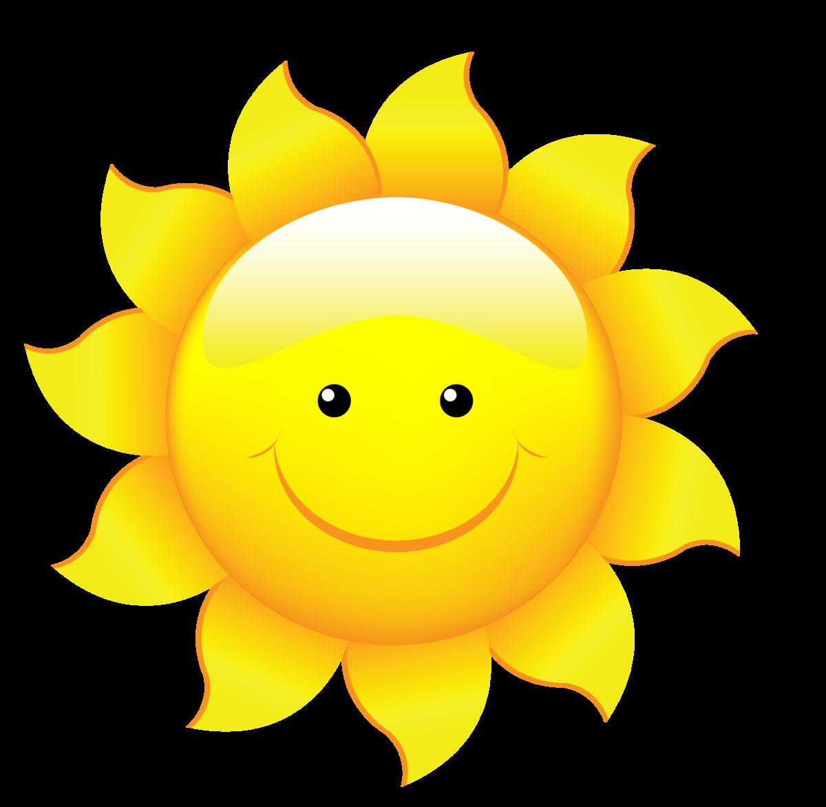 картинка улыбающаяся солнышко эффектно