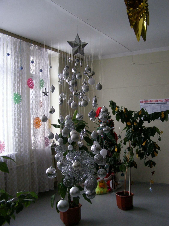 андреева как украсить класс на новый год фото способностью
