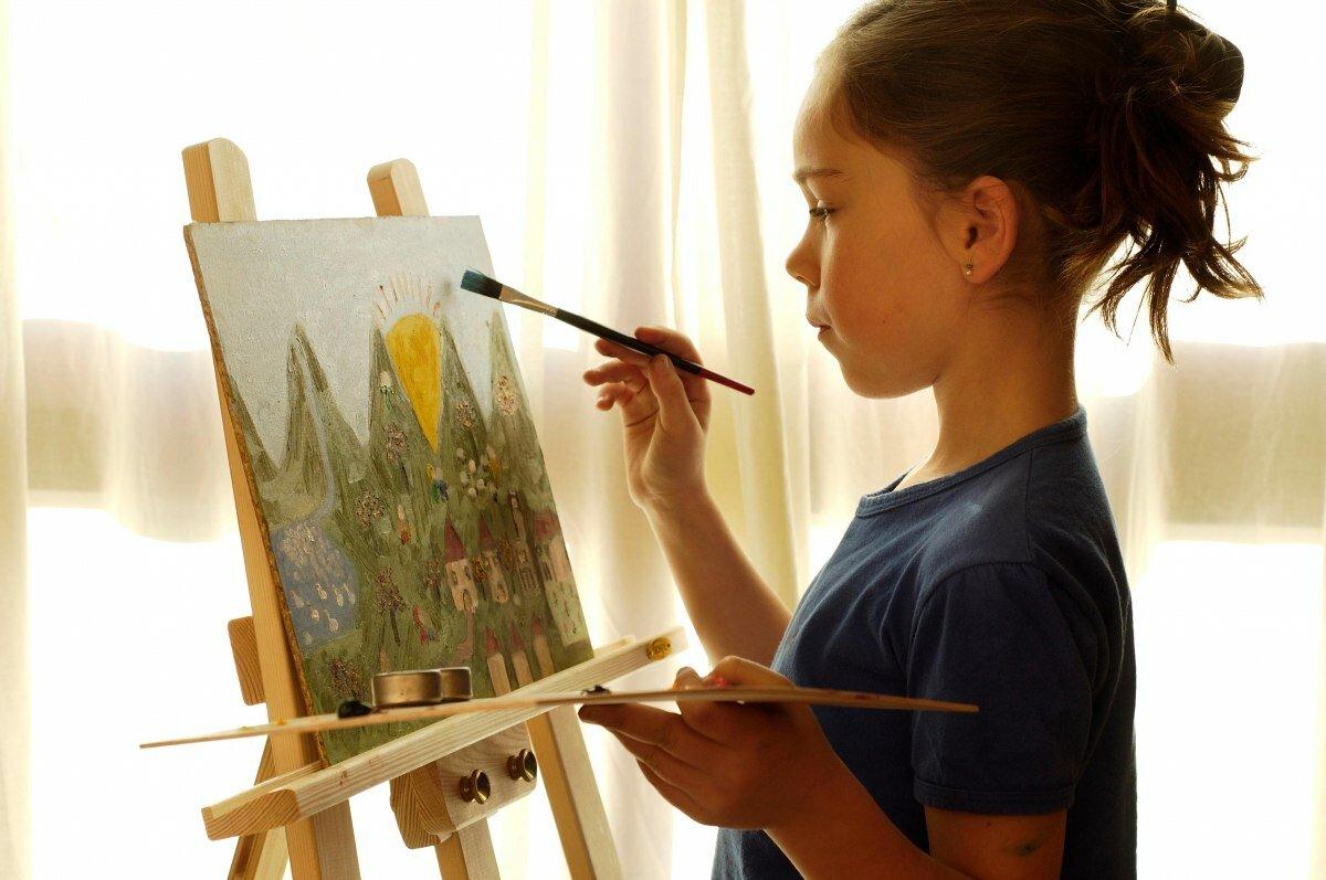 Картинки художник рисует картину для детей, зимний прикол открытки