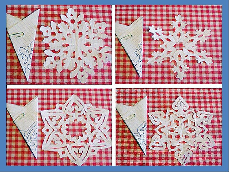 Снегирем, гифки как делать снежинки из бумаги своими руками