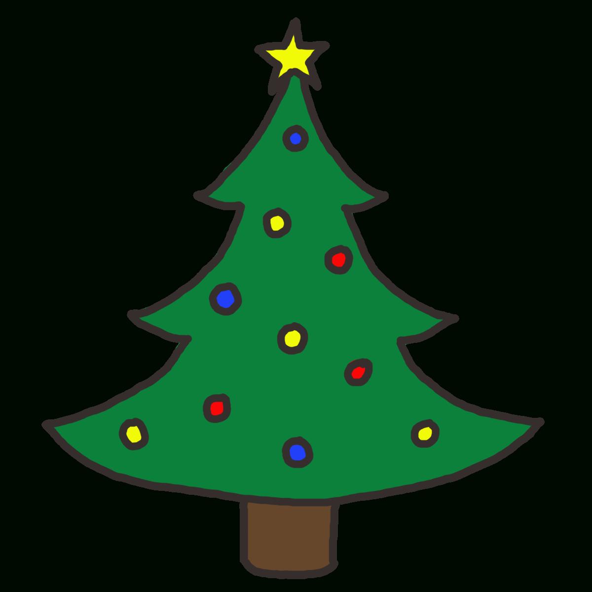 Новогодняя елка нарисовать картинка