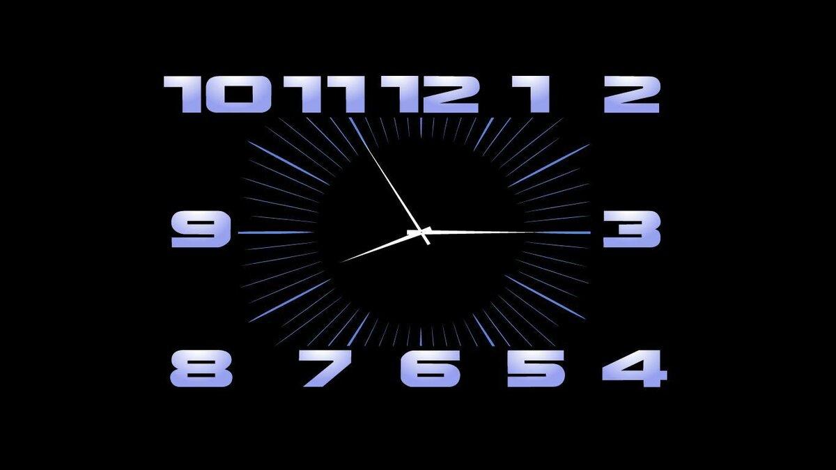 картинки на рабочий стол электронные часы покрытия стекла подойдут