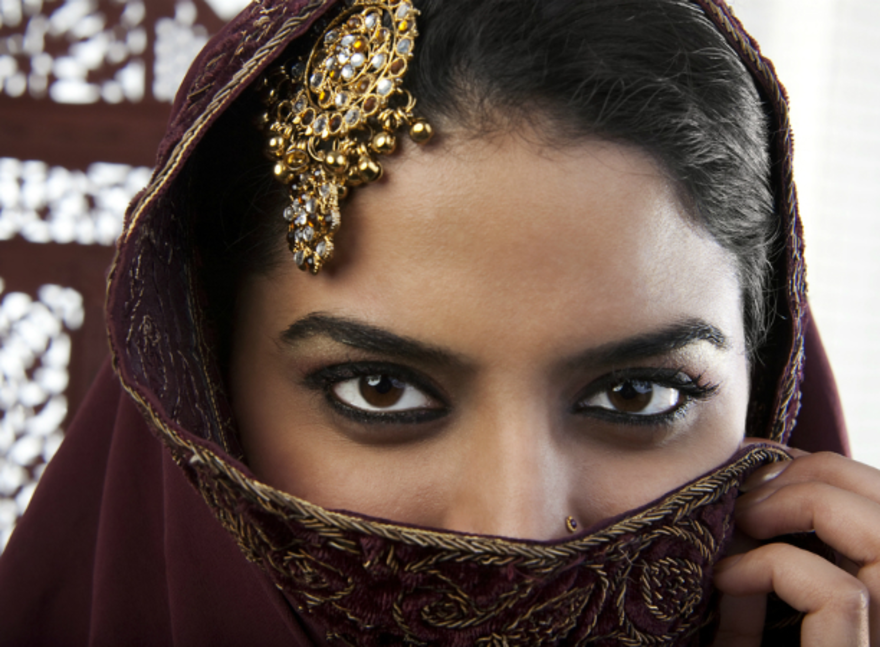 Фото арабских сосок