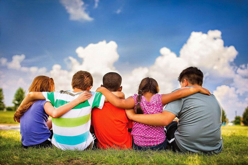 Картинки про дружбу для детей с надписями, днем рождения племянников