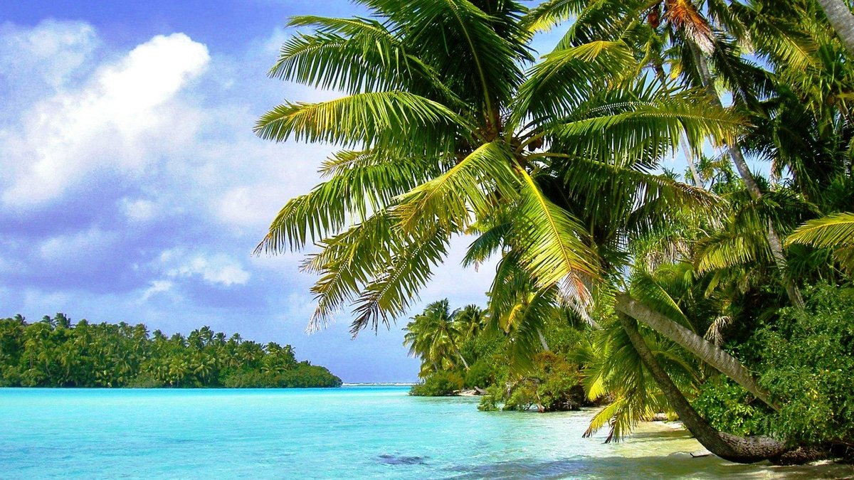 Изображение картинки островов