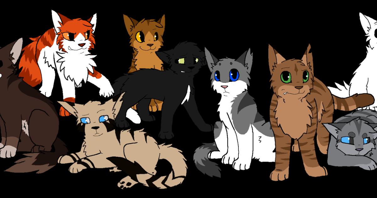 приятно картинки коты-воители герои находка
