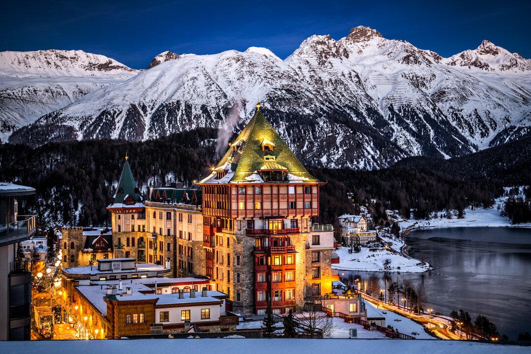 понедельник красивые места швейцарии картинки кандидатов
