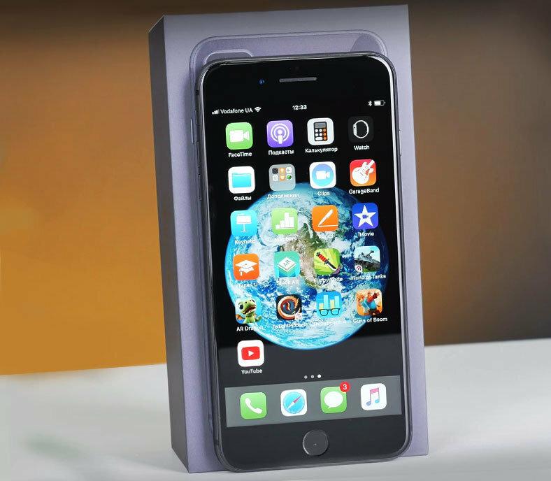Копия iPhone 8 в Струнине