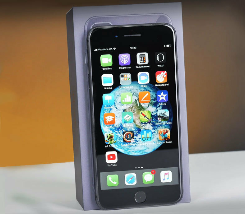 Копия iPhone 8 в НовомУренгое