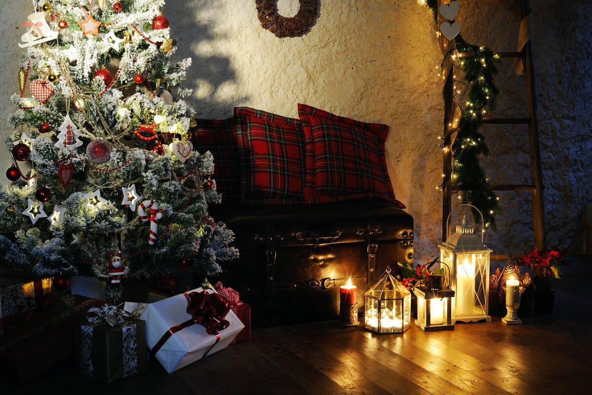 Лучшие рождественские картинки, музыкальные
