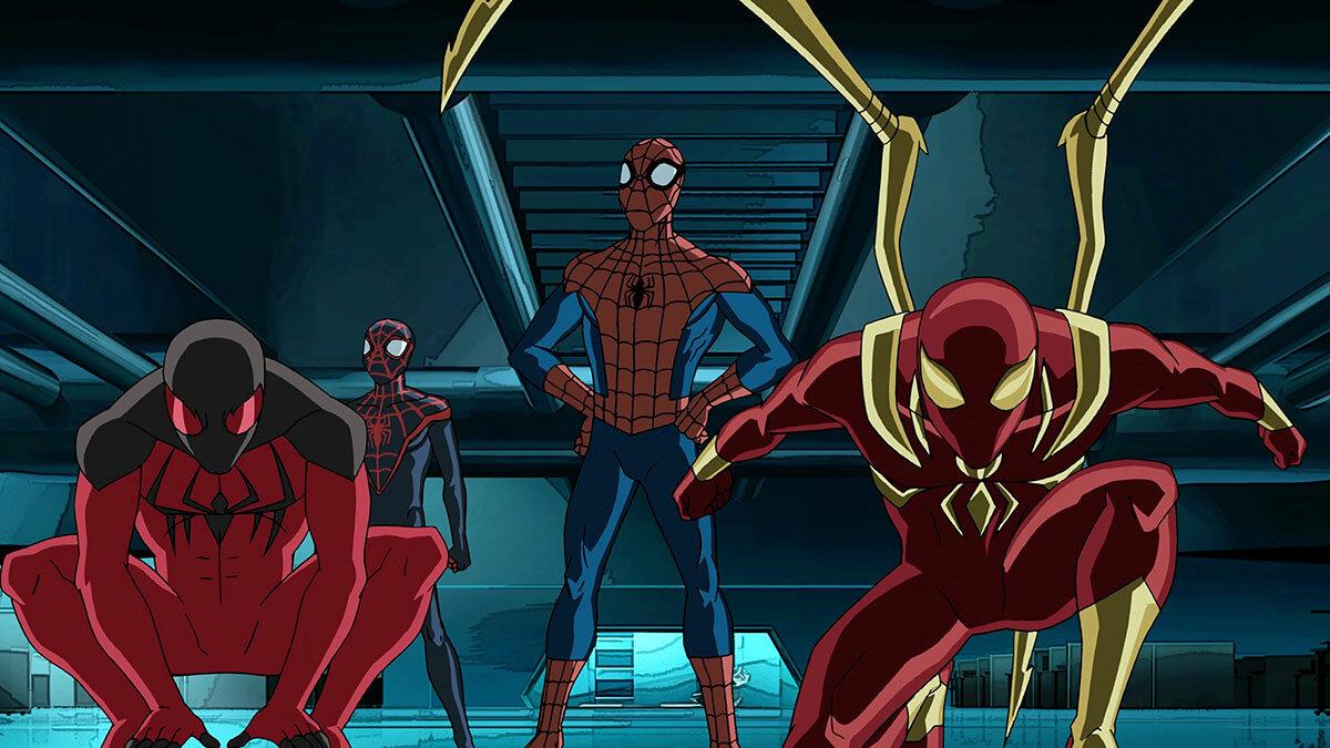центральная картинки совершенный человек паука полностью