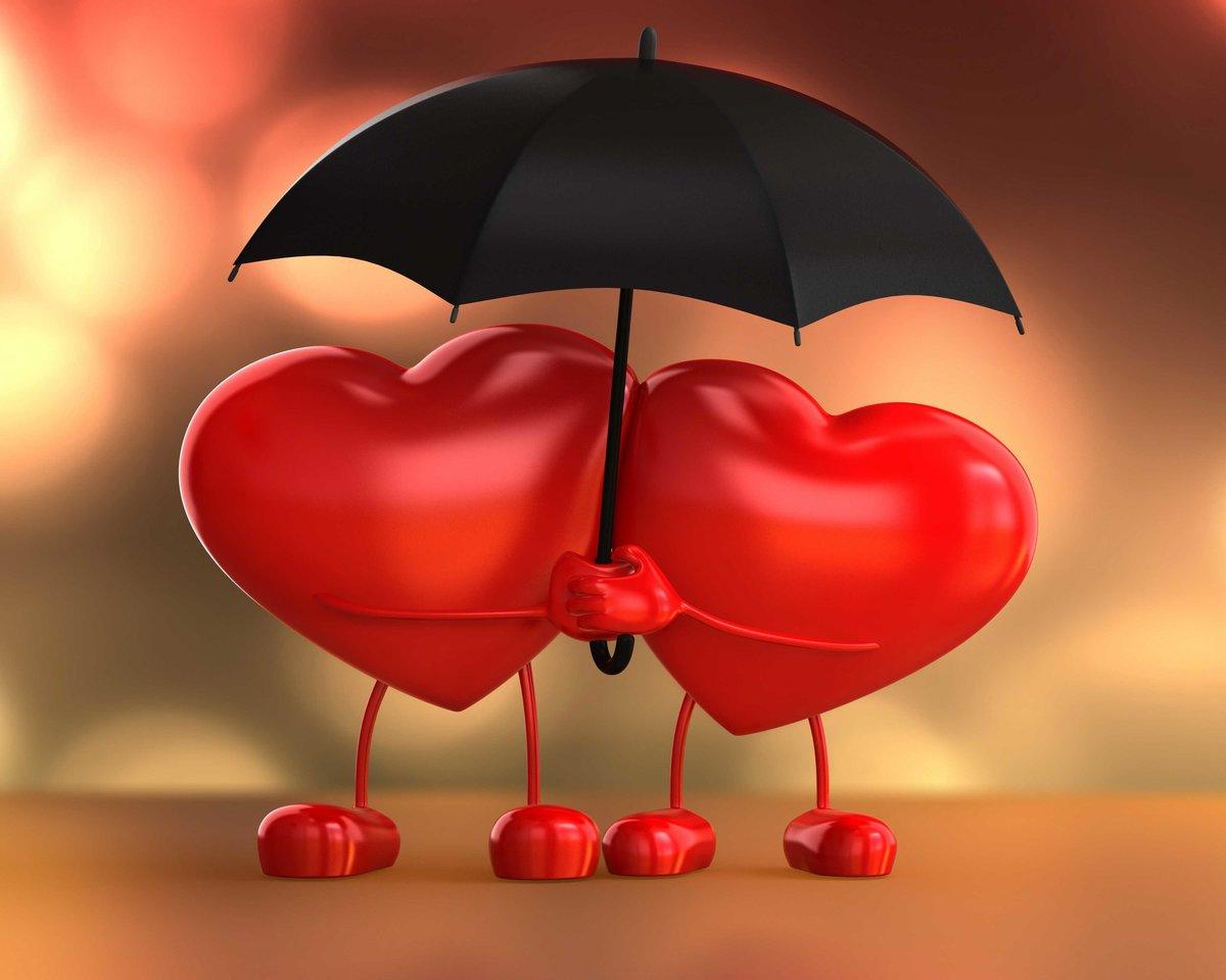 Красивые картинки про любовь смешные, открытки ангелов