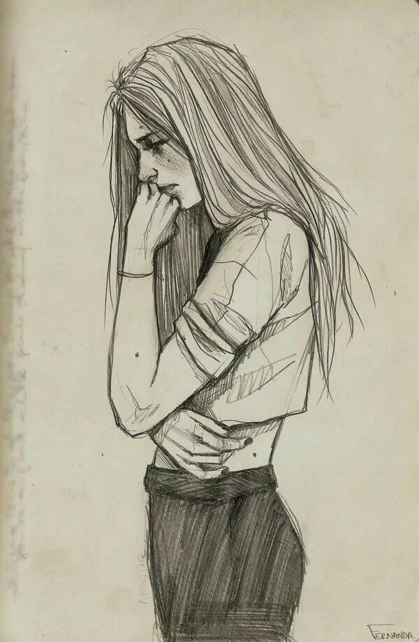 Депрессия картинки для срисовки, оператор открытки поздравления