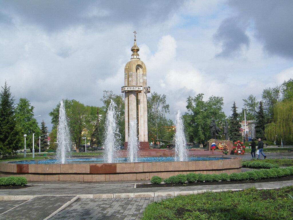 Мичуринск достопримечательности фото с описанием