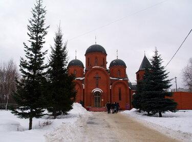 храм святителя николая мирликийского в отрадном