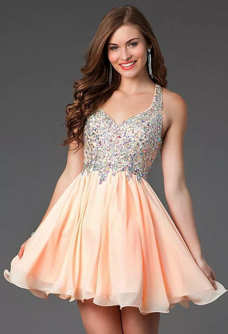 покажи картинки красивых платья нас