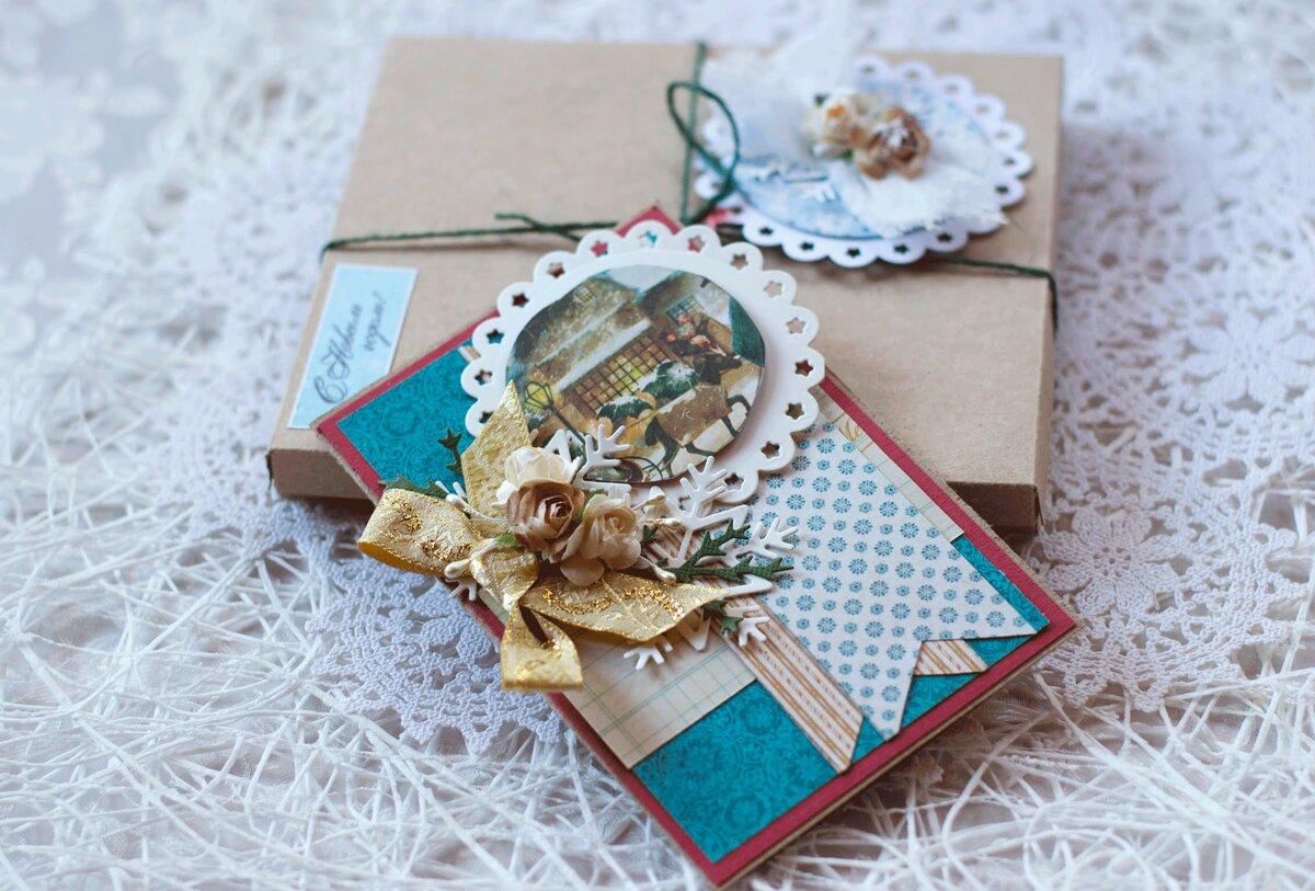 Открытки с сувенирами, днем рождением