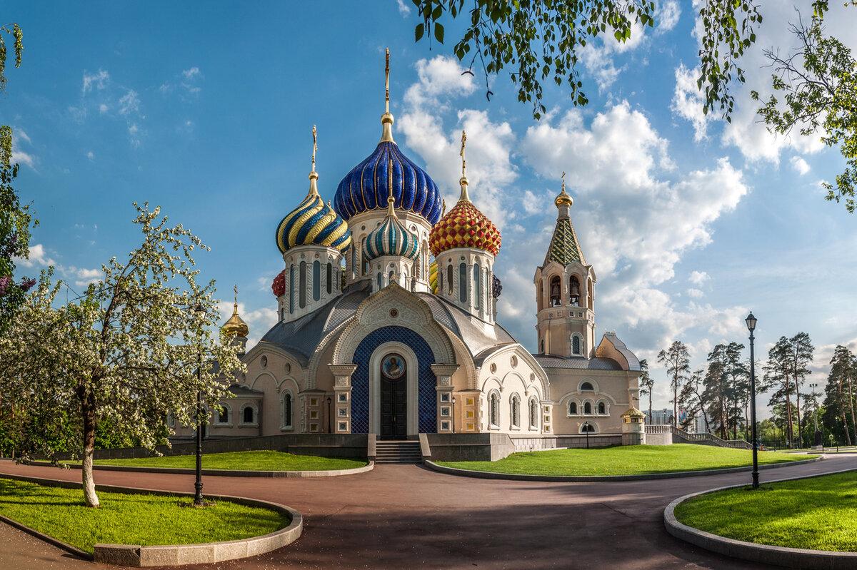 Красивые картинки церкви