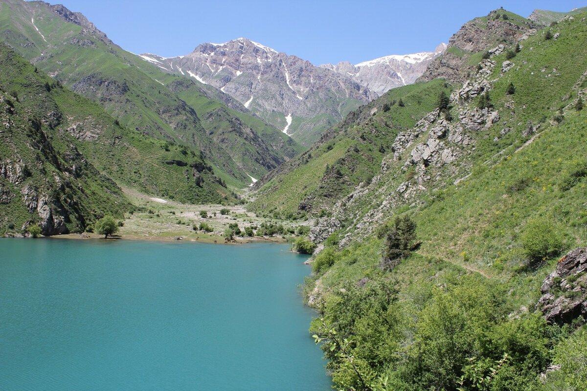фотографии горы узбекистан что