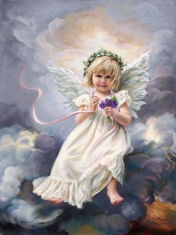 сделать картинки день рождения ангел хранитель особенностью