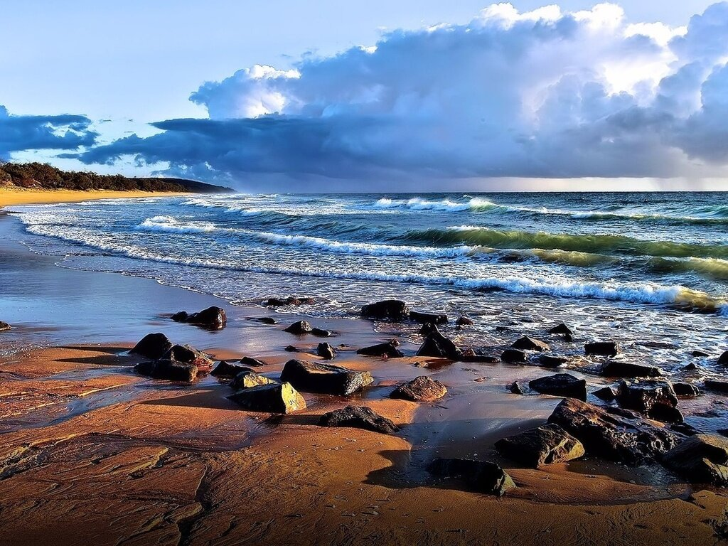 Картинки морского берега