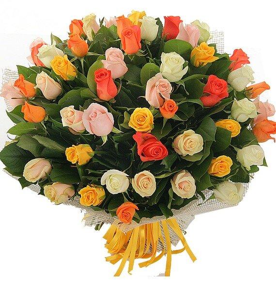 Красивый букет роз фото с днем рождения