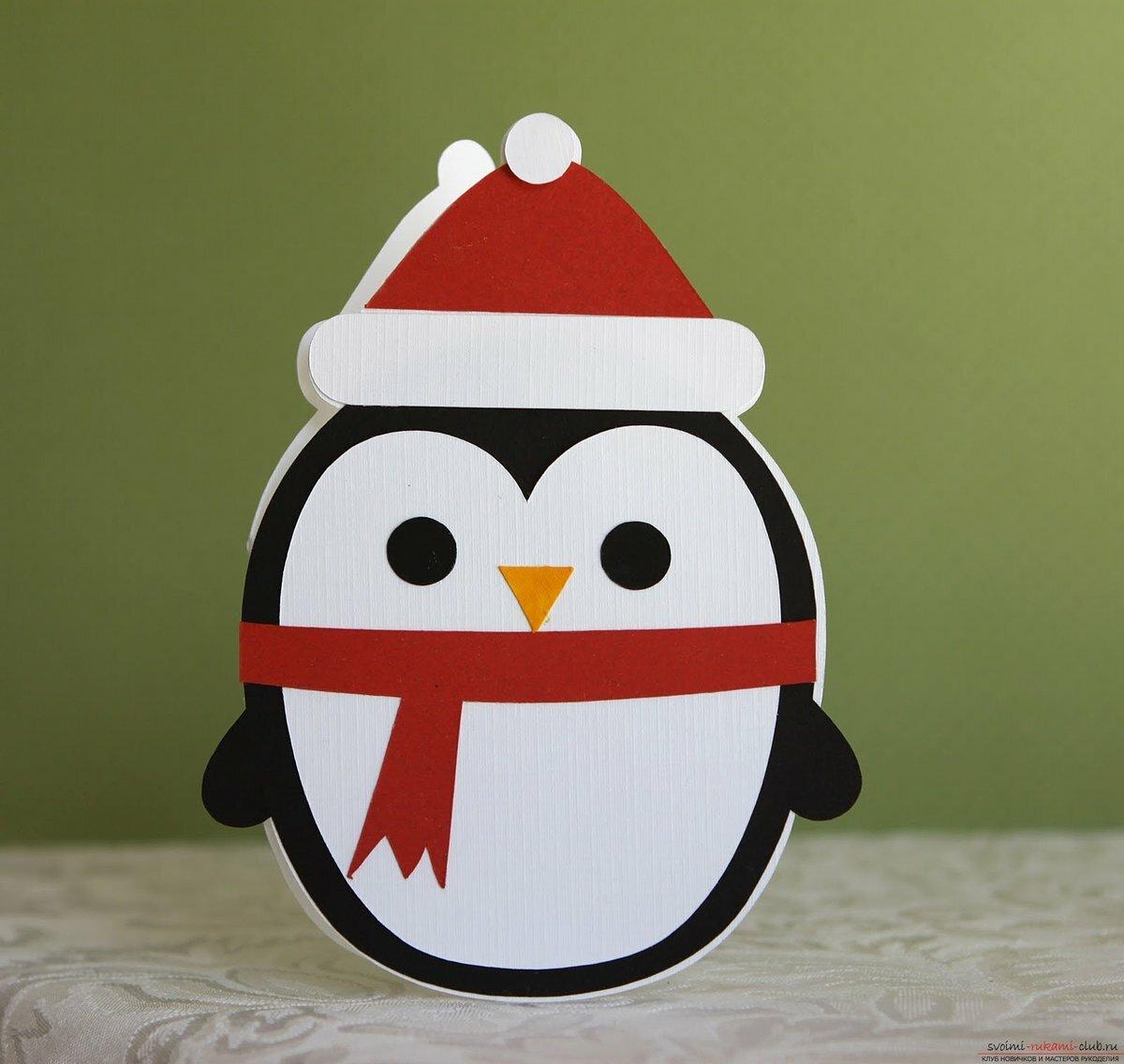 Поделки пингвины картинки