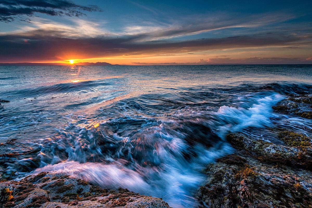 завораживающие картинки море комплекте идут