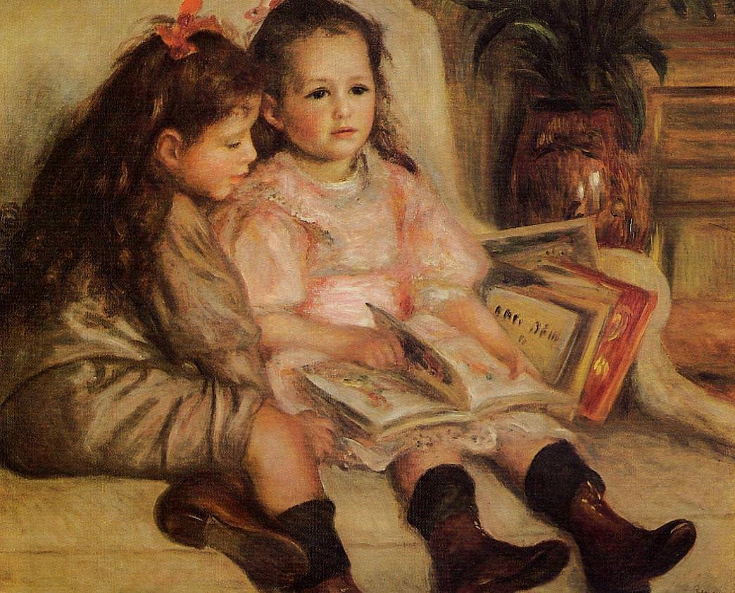 Художественные открытки с детьми, февраля картинки
