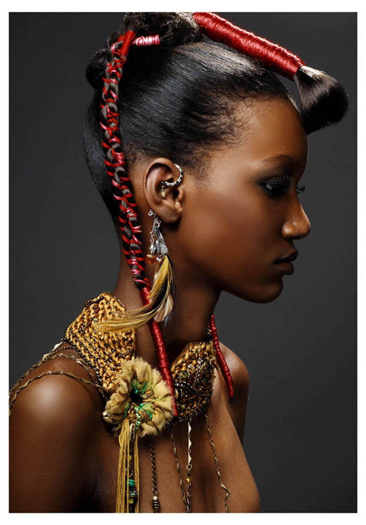 фото подборка африканки - 8