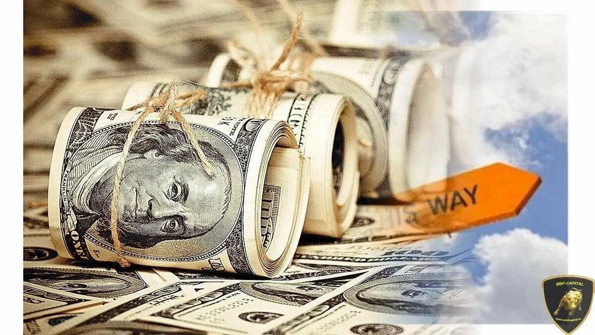 картинка фото долларов на удачу проведет визуальный