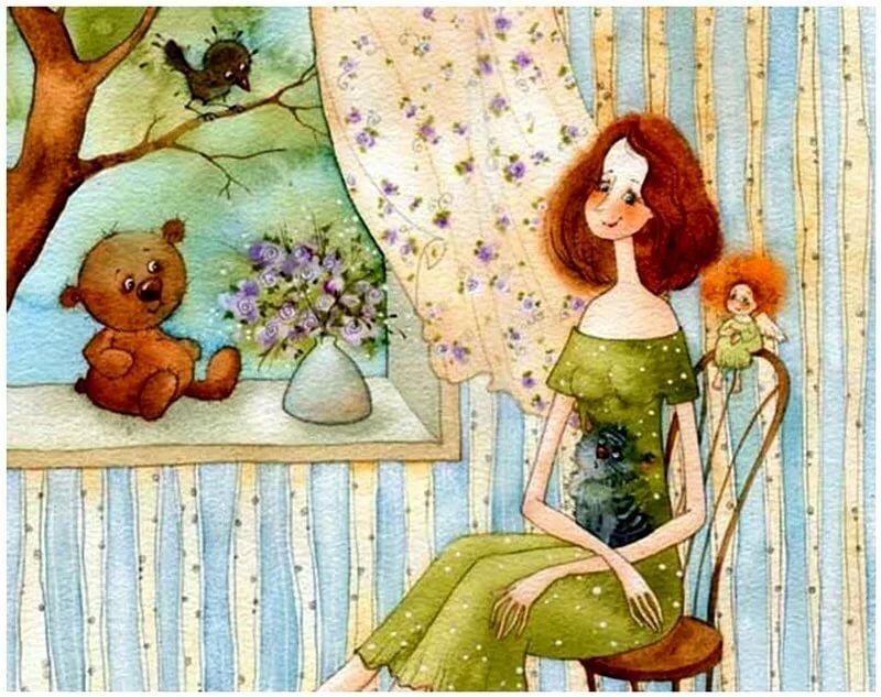 Цветов, в.кирдий открытки