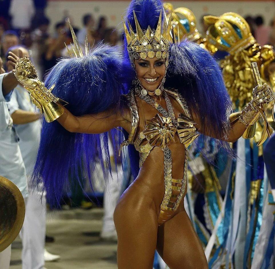 Девушки с карнавалов бразилии фото ролики