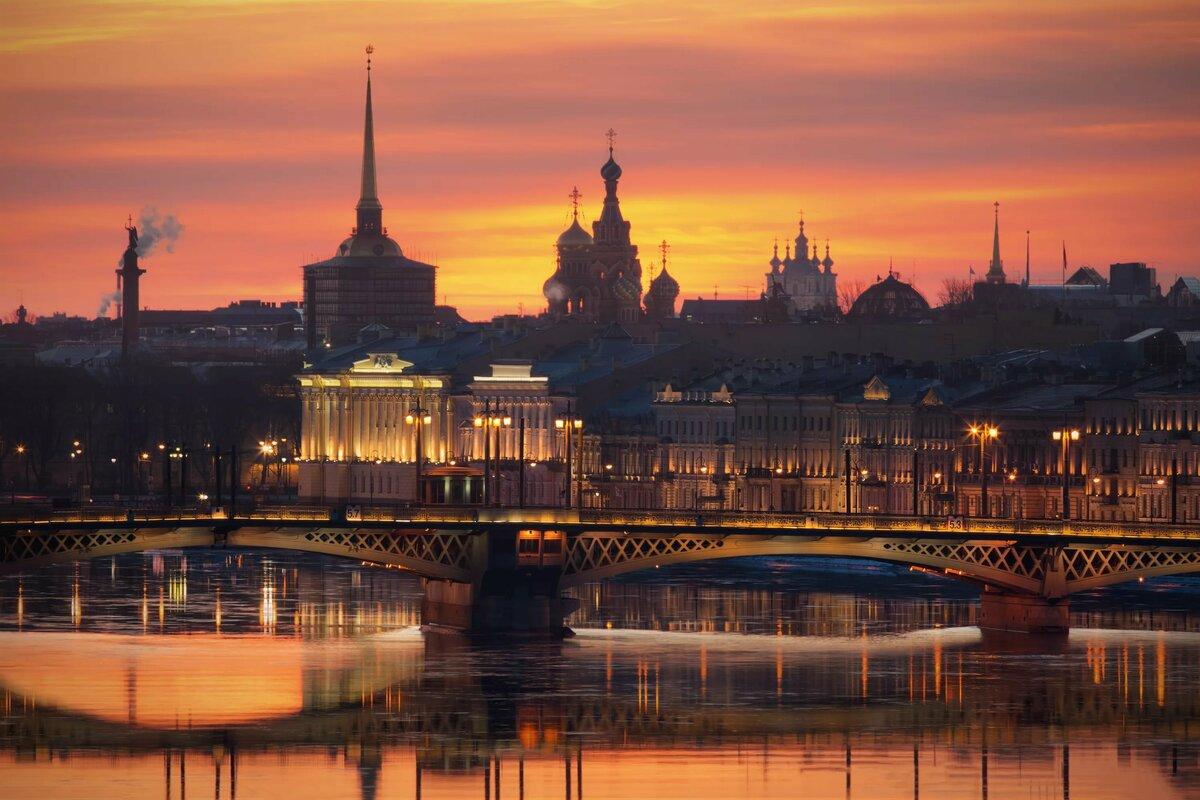 мой петербург картинки музея расположена девяти