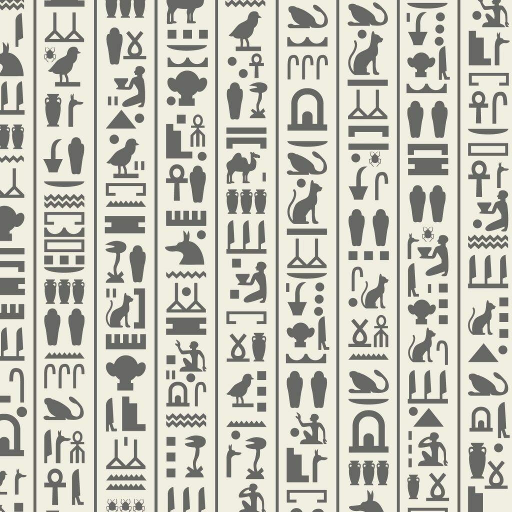 Смотреть картинки египетские иероглифы