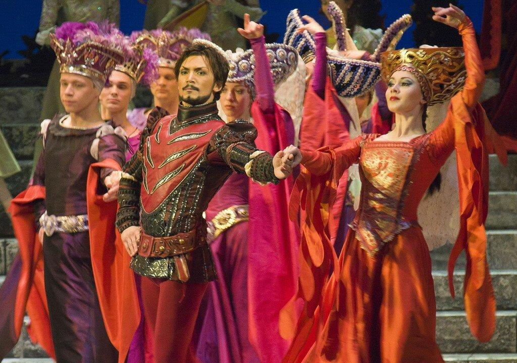 героизм картинки к танцу рыцарей чудово
