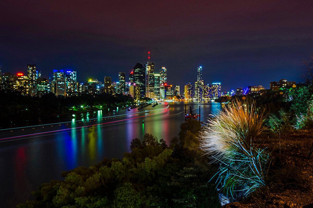 ночной мельбурн в картинках связи пандемией давно