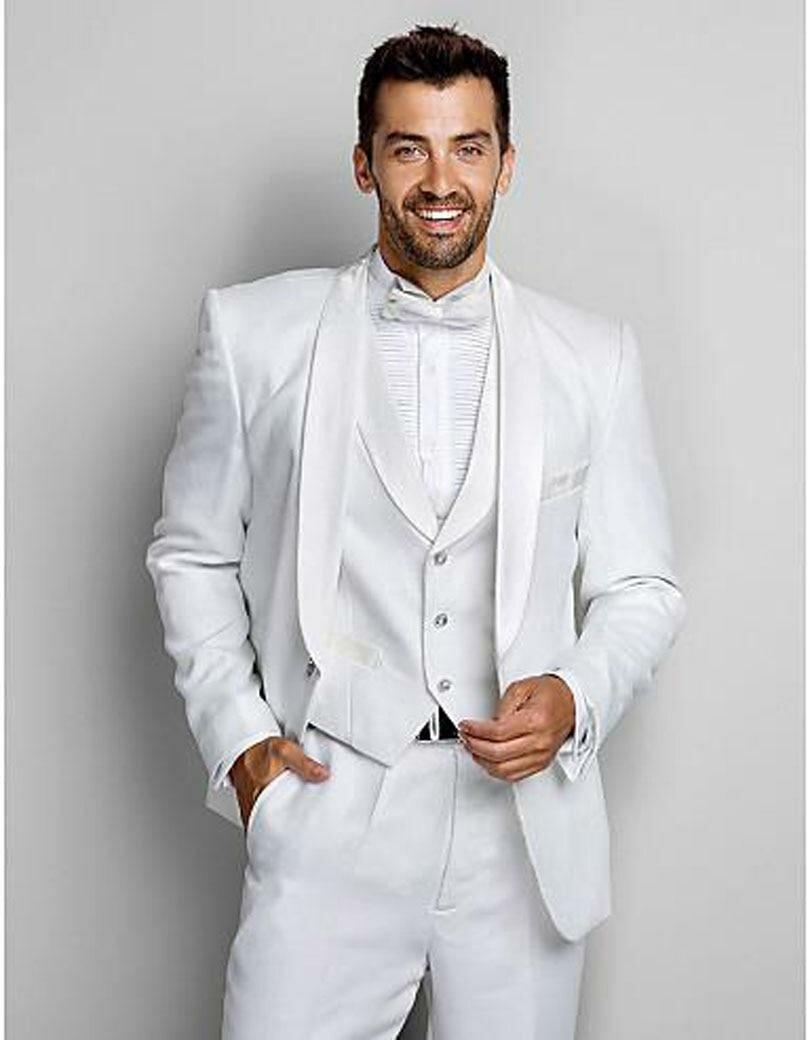 белый костюм фото