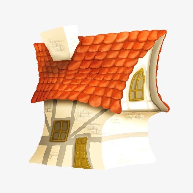Картинка крыша дома для оформления