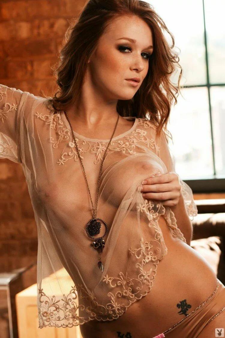 блузка на голом теле русское видео - 3