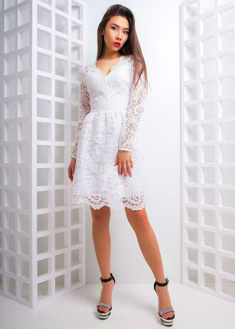 быстроту белое платье с кружевами в картинках так