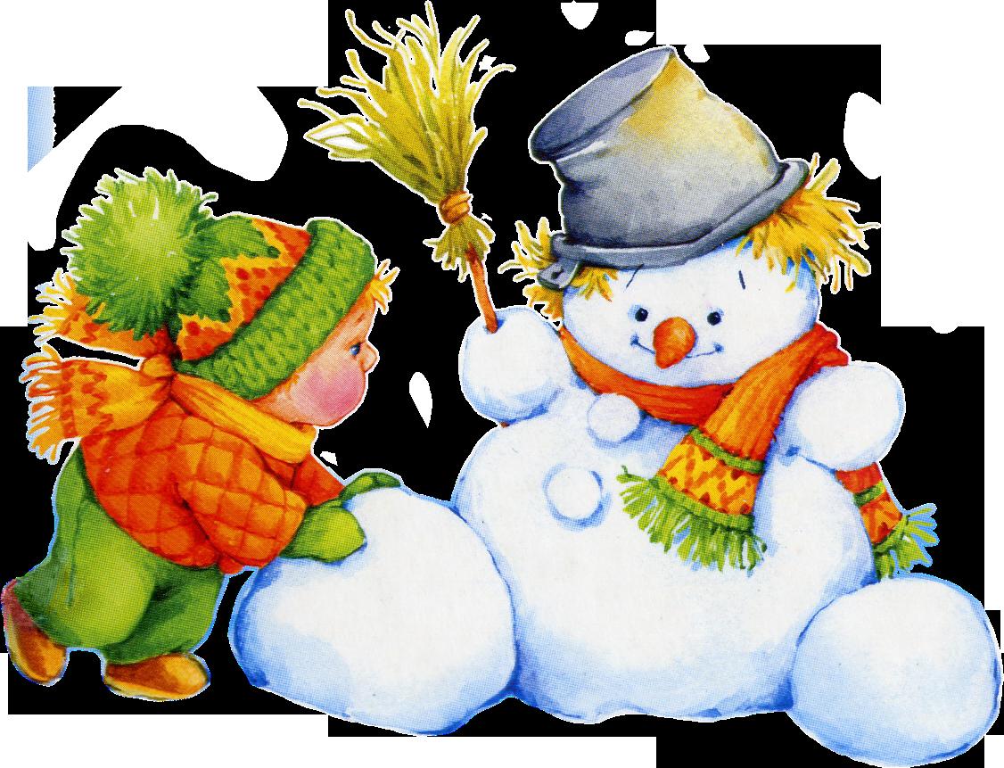 Открытки на тему зима для детского сада